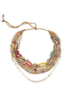 Collar_gargantilla_multicolor_dorado